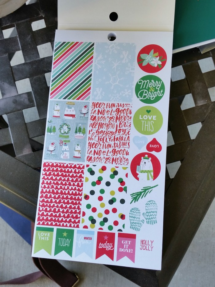 me & my big ideas sticker pack