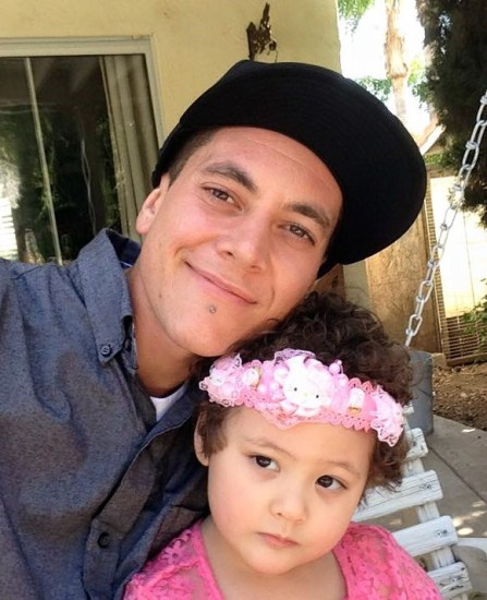 Scott P & Daughter Harlow