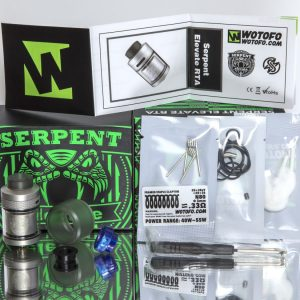Wotofo Serpent Elevate RTA TPD