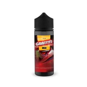 e-potion substitute magazin tigari electronice sibiu vapat țigară electronica lichide cu nicotina Lichid Flavor Madness 100ml - Graffiti Red