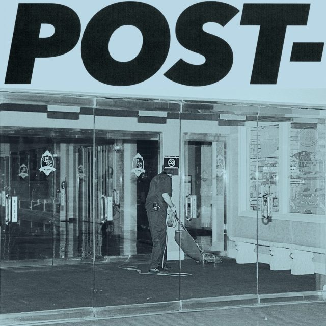 Jeff Rosenstock Post Album Cover