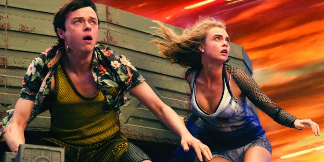 Valerian Summer Movie Preview