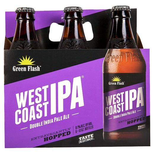West Coast IPA, Green Flash 2