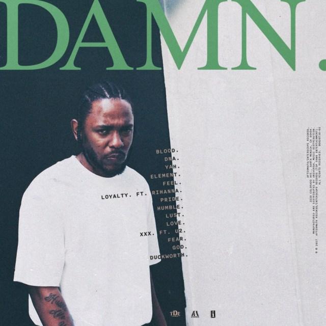 Kendrick Lamar Damn 2