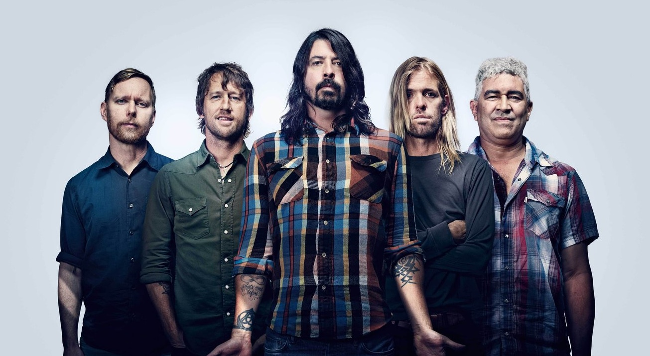 Foo Fighters Announce Surprise New Album Concrete And