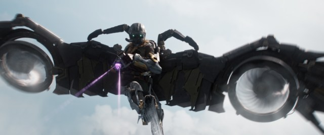 Vulture in Spider-Man: Homecoming