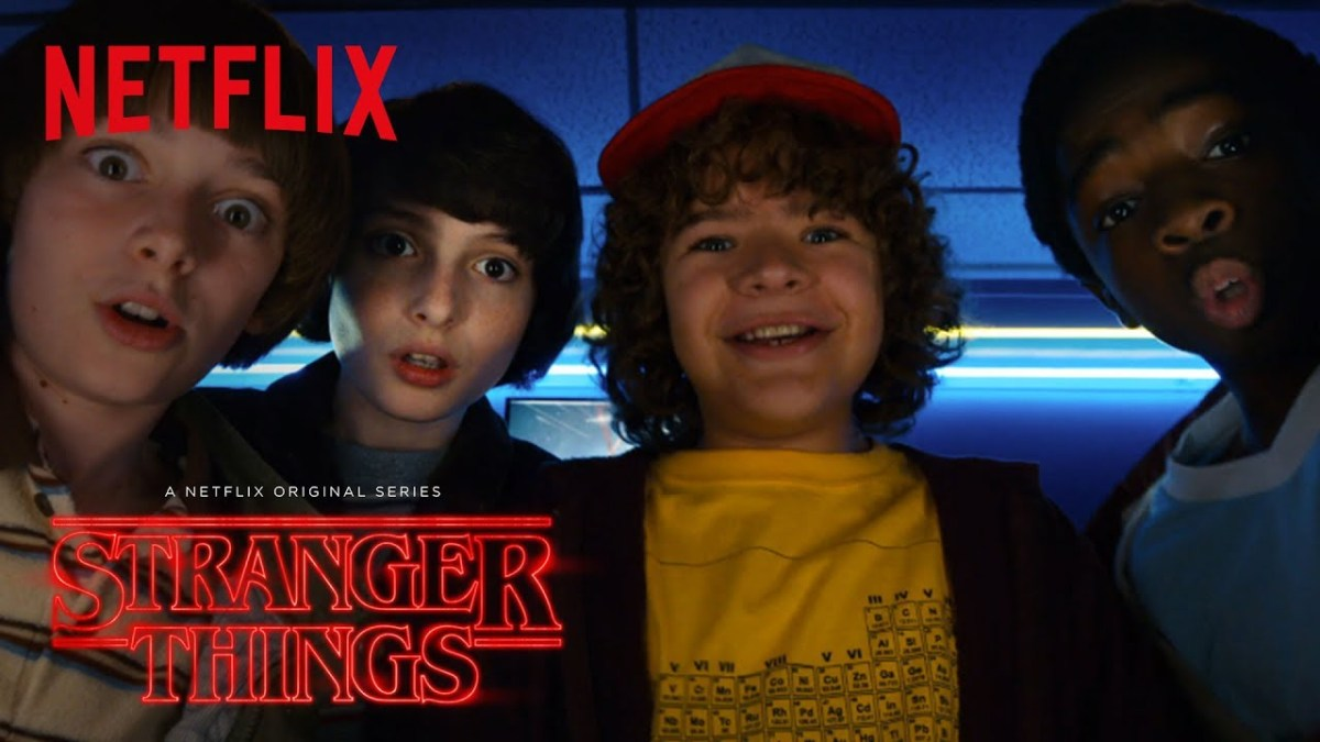 The stakes get higher in heart-pounding new trailer for 'Stranger Things 2'