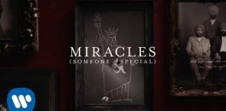 coldplay miracles