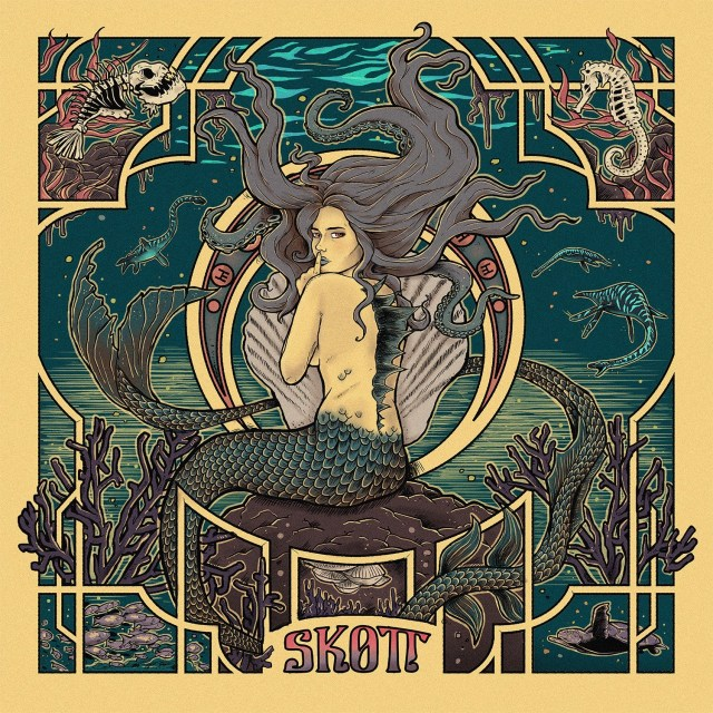 skott mermaid art