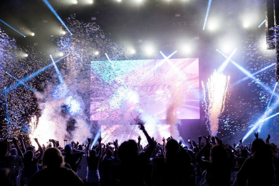 Zedd at Billboard Hot 100 Festival - by Molly Hudelson
