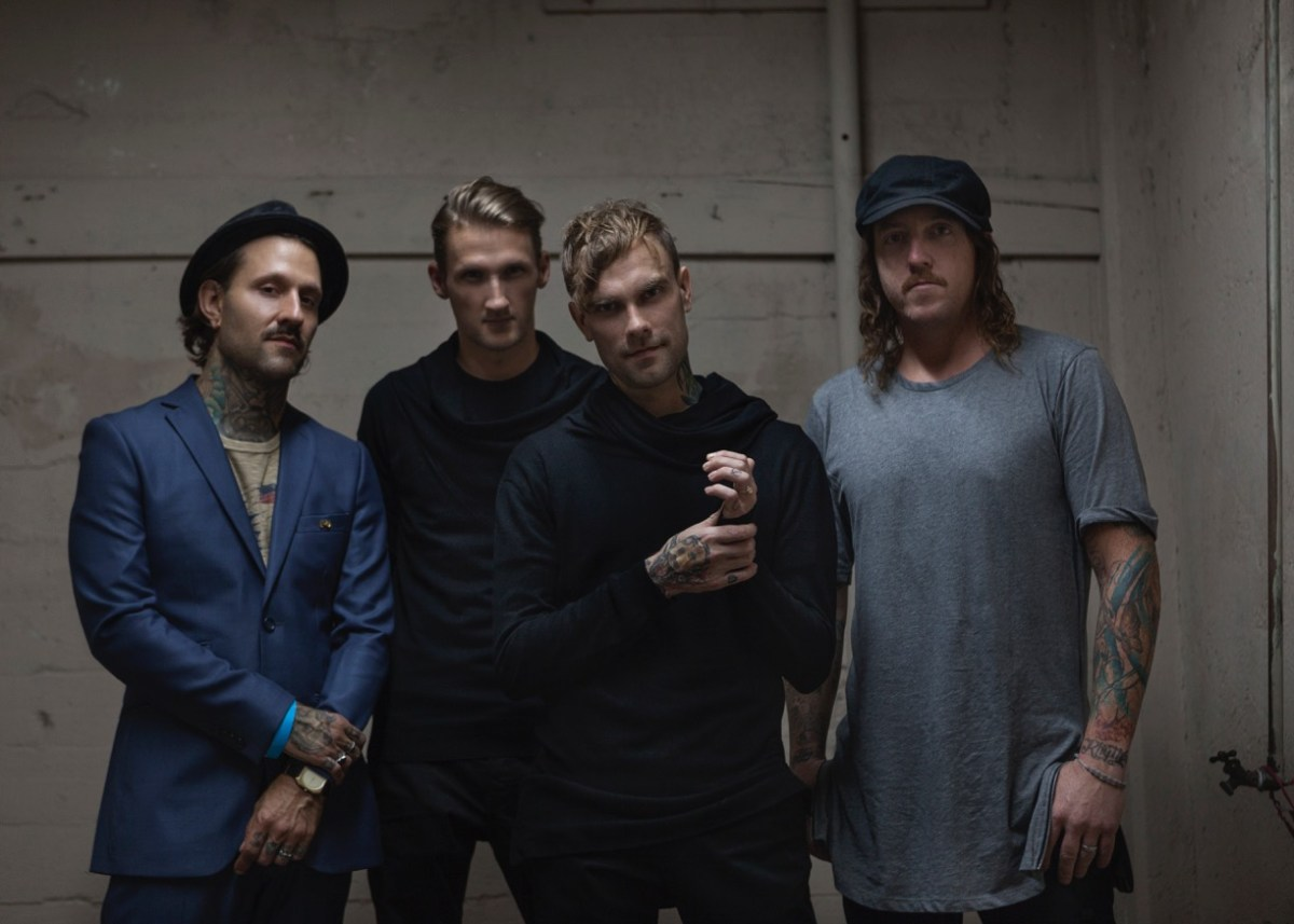 The Used announce US headlining tour with support from Glassjaw
