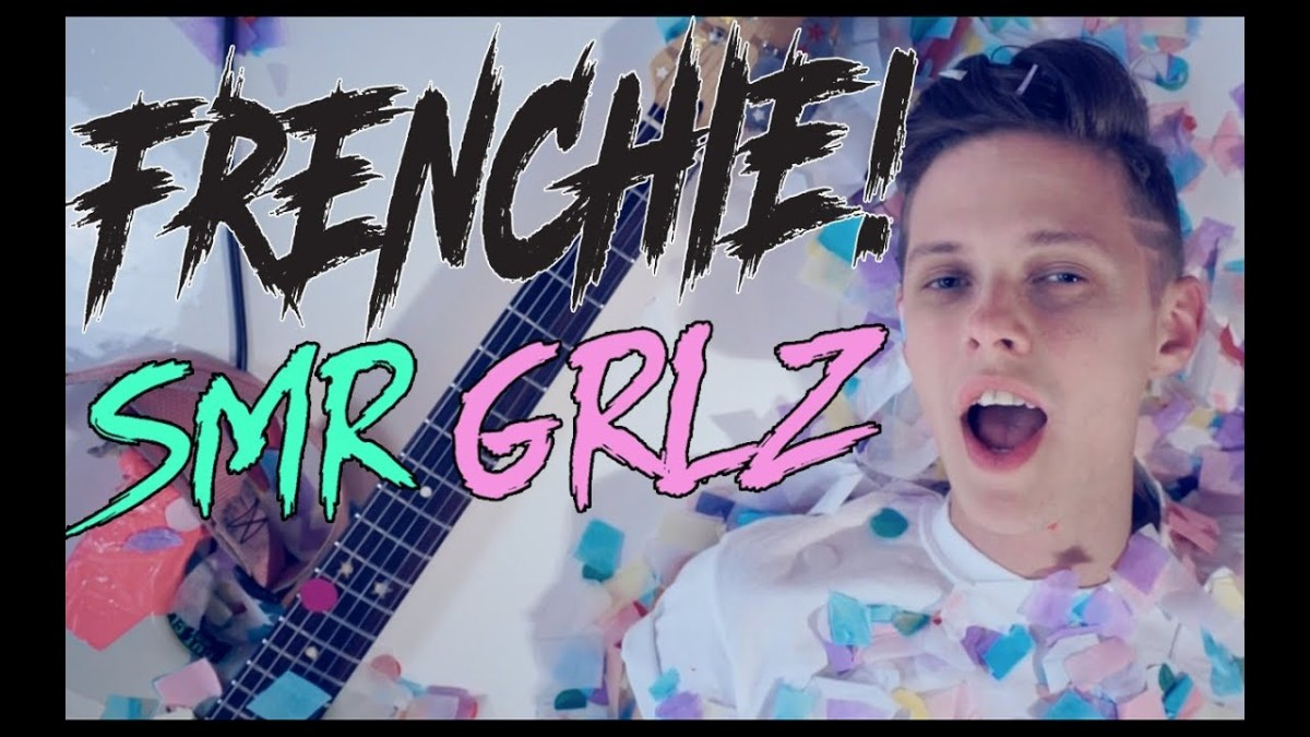 "FRENCHIE! throw an epic slumber party in video for ""SMR GRLZ"""