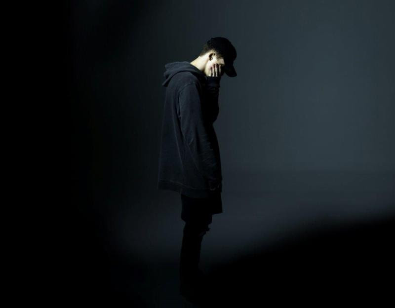 "NF won't ""Let You Down"" with new single"
