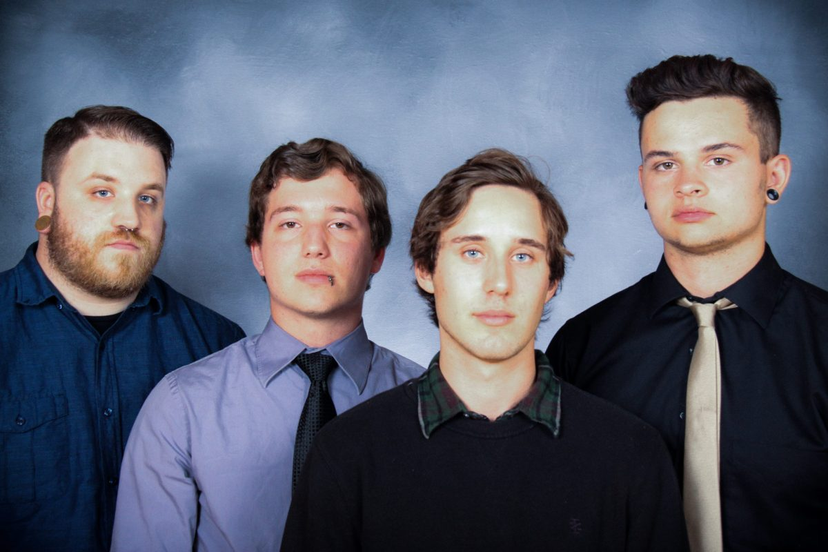 "PREMIERE: Forest Green get deep on ""My Sinking Stone"""