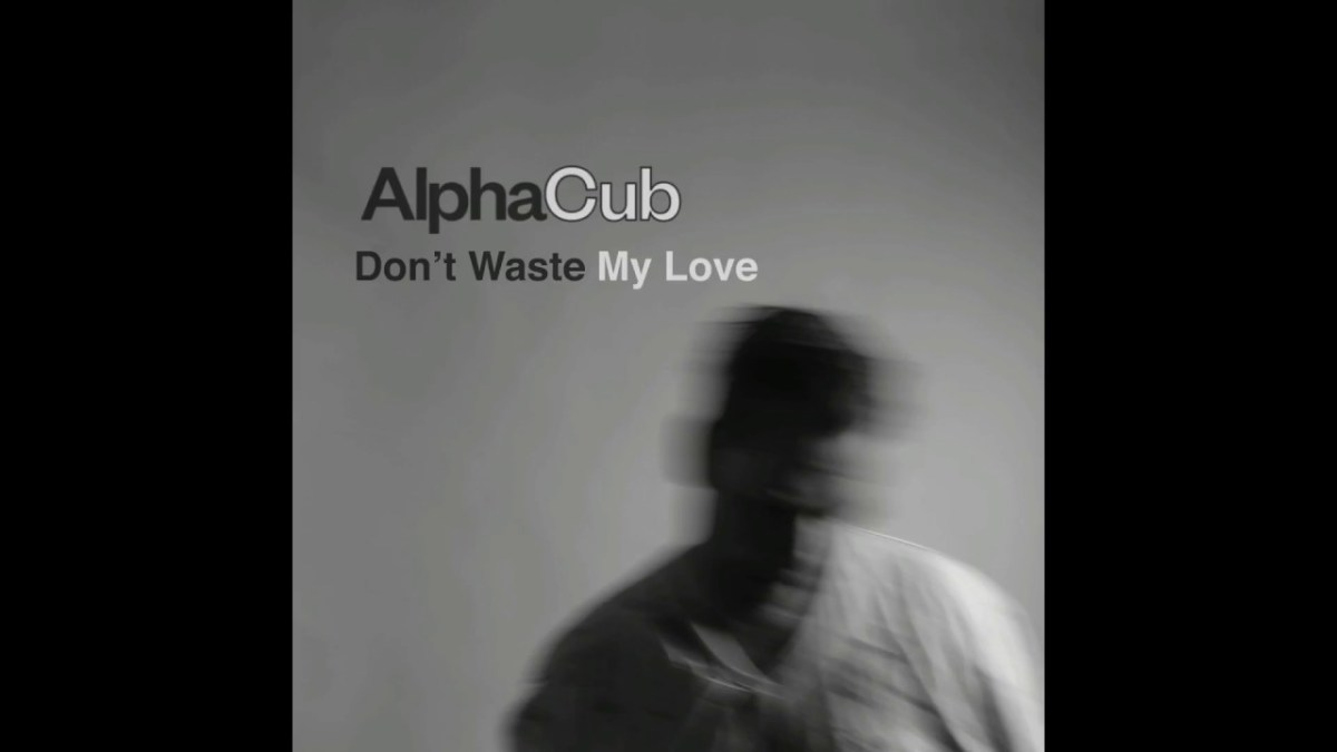 "Premiere: AlphaCub are sure to grab your attention with the explosive ""Don't Waste My Love"""