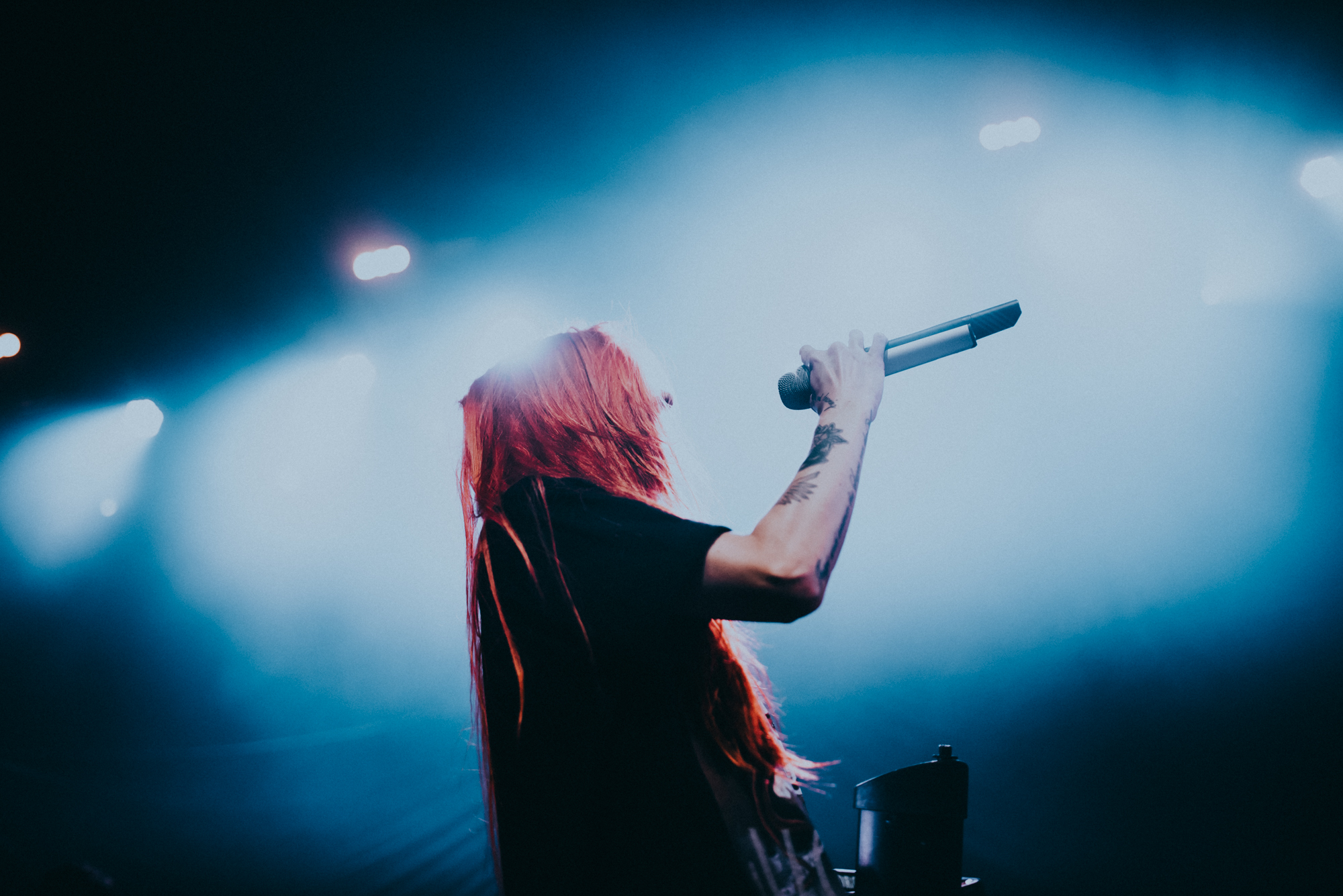LIVE REVIEW: PVRIS bless Chicago's Riviera Theater