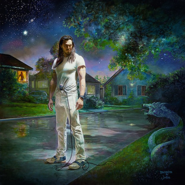 andrew w.k. you're not alone cover