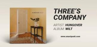 Hungover three's company