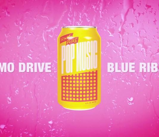 Remo drive blue ribbon