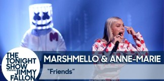 Marshmello Anne-Marie Friends Fallon
