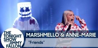 Marshmello Anne-Marie Friends Fallon