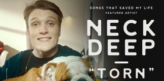 Neck Deep hopeless records torn