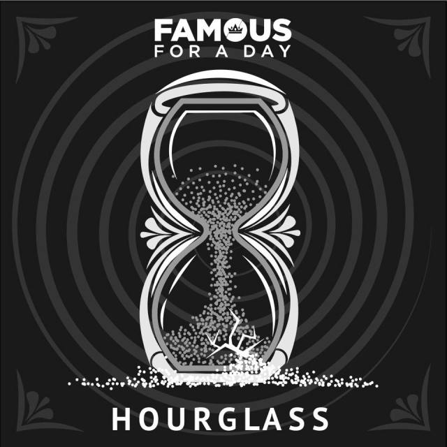 famous for a day hourglass