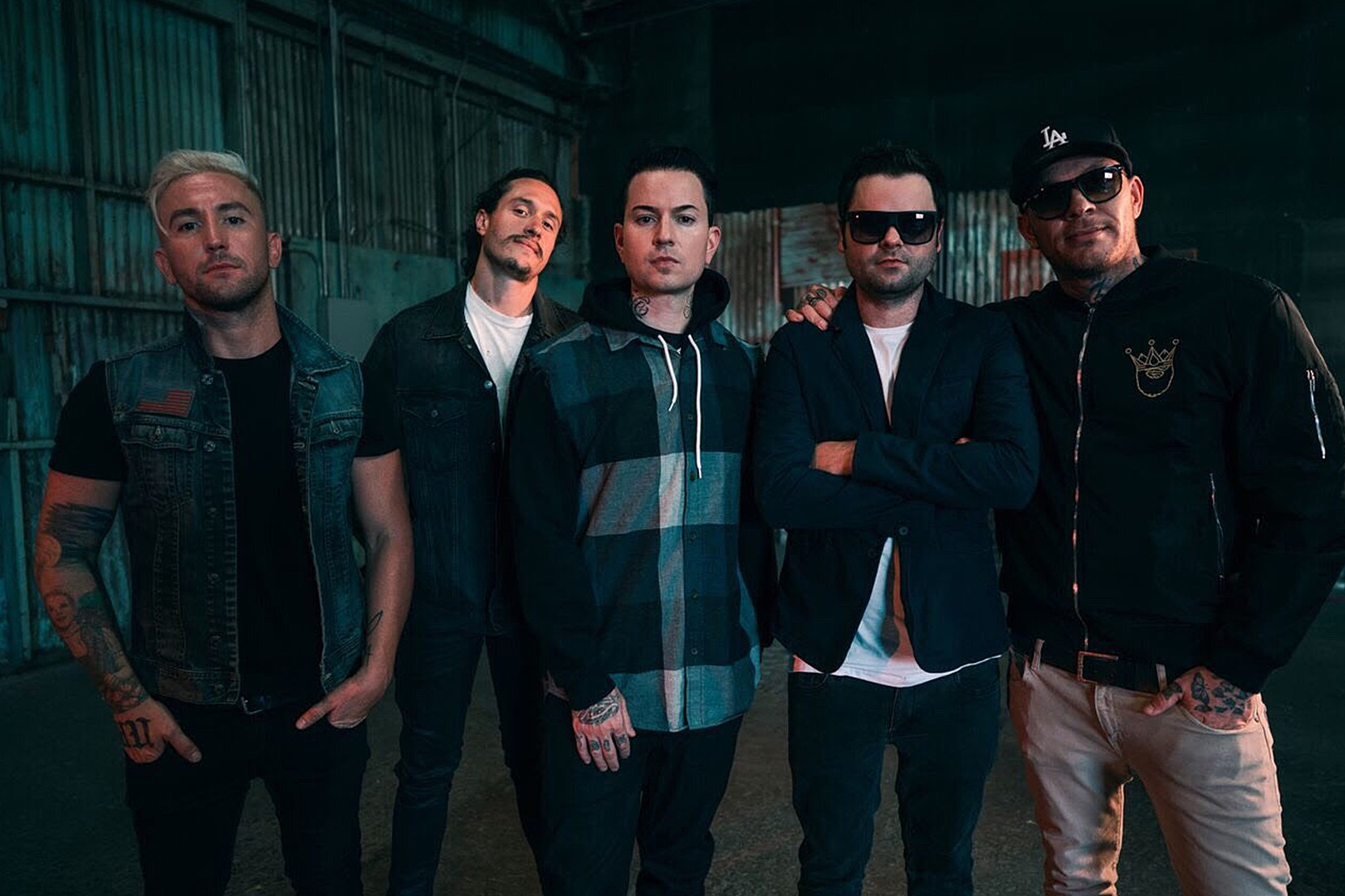 Hollywood Undead New Album 2019 INTERVIEW: Hollywood Undead talks the music industry and new music