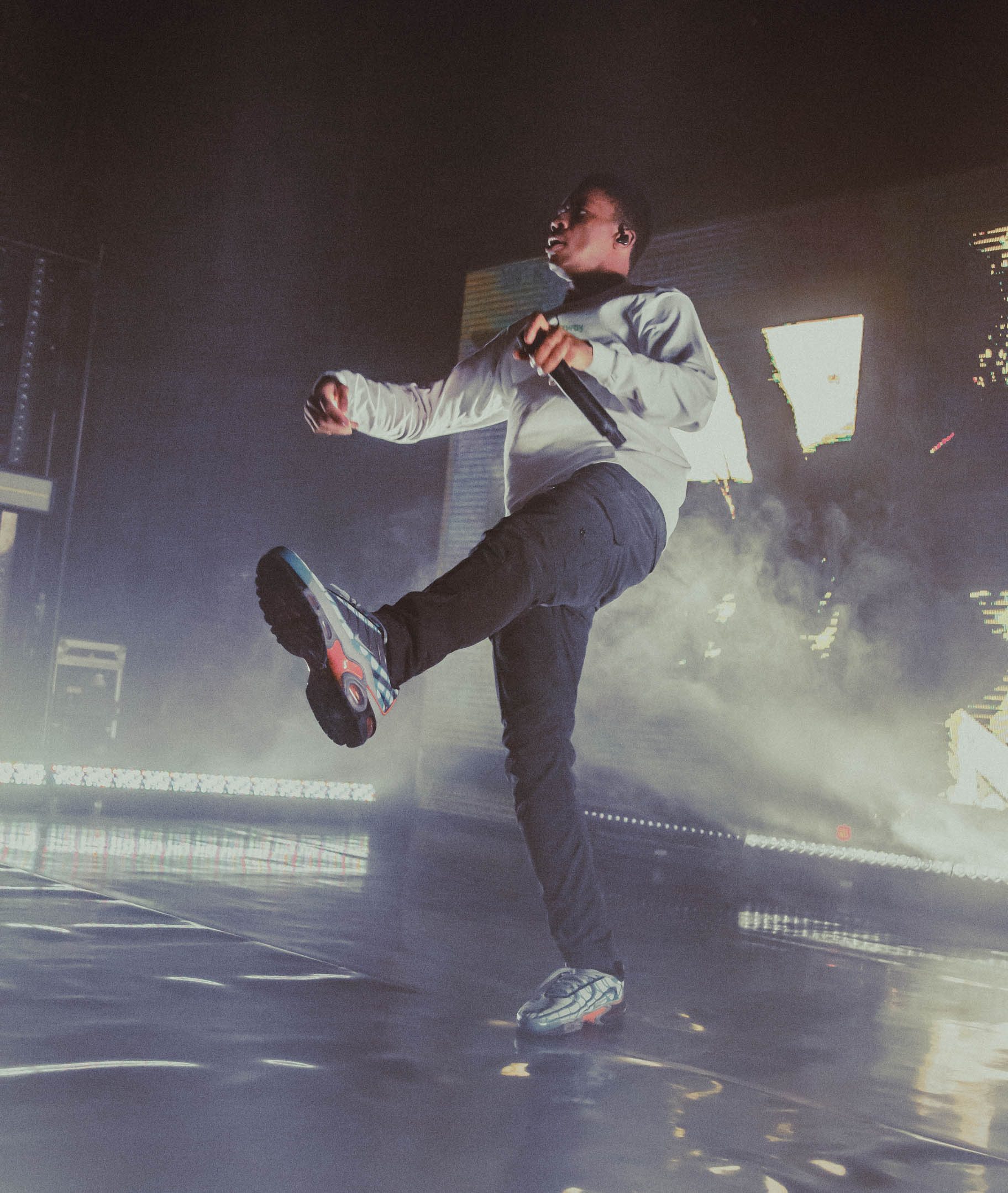 REVIEW: Vince Staples doesn't need a hype man | Substream