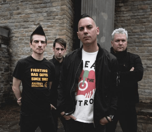 anti-flag Justin sane