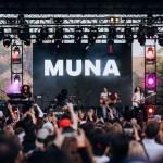 MUNA at All Things Go