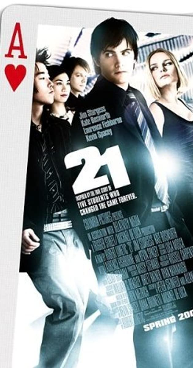 21 (2008): 21 เกมเดิมพันอัจฉริยะ