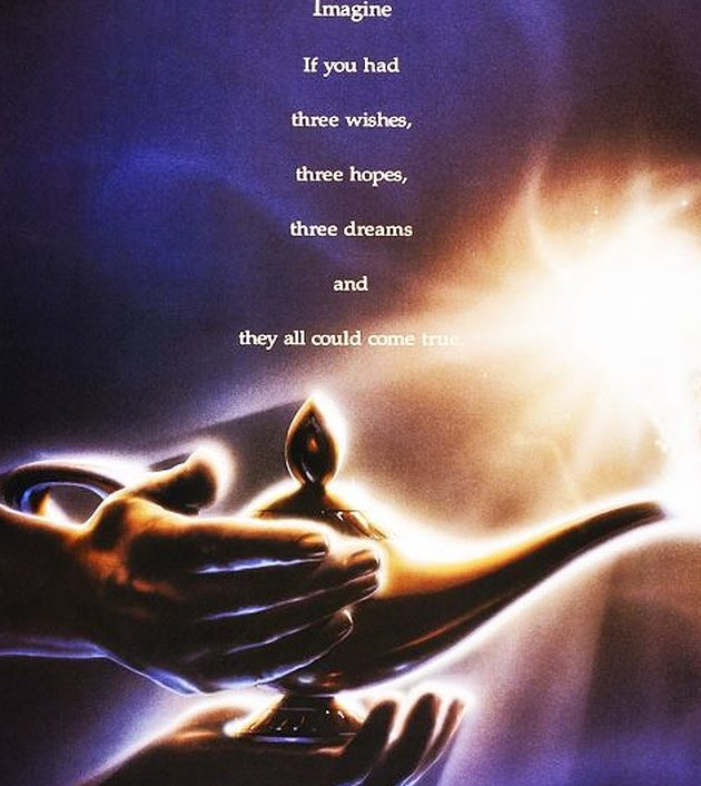 Aladdin (1992): อะลาดินกับตะเกียงวิเศษ
