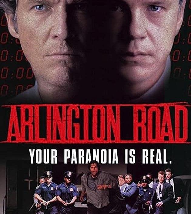 Arlington Road (1999): อาร์ลิงตั้น โร้ด หักชนวนวินาศกรรม