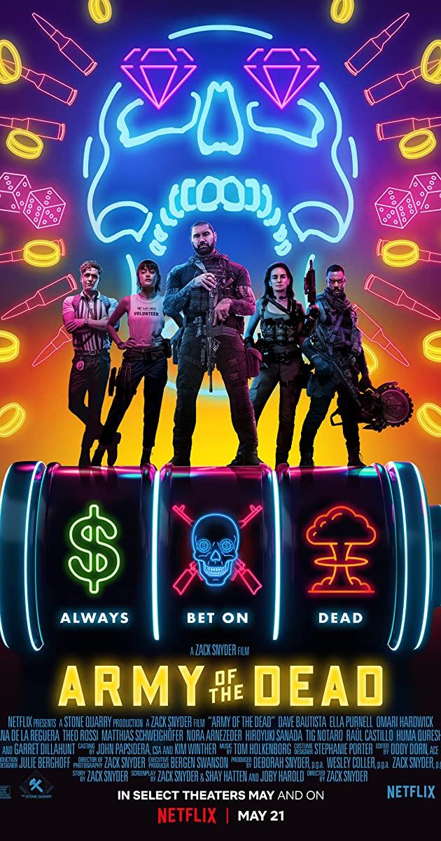 Army of the Dead (2021): แผนปล้นซอมบี้เดือด
