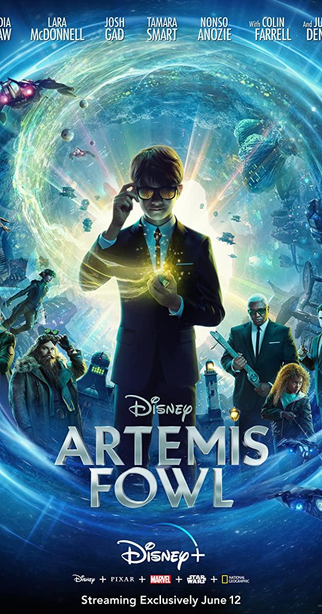Artemis Fowl (2020): ผจญภัยสายลับใต้พิภพ
