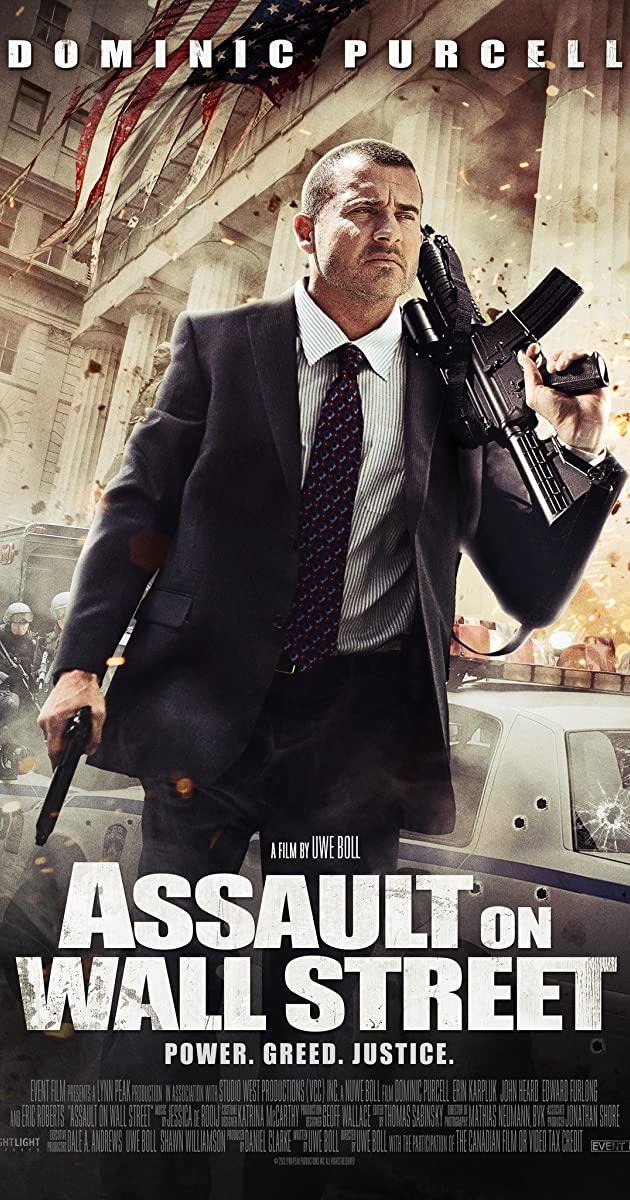 Assault on Wall Street (2013):  อัดแค้นถล่มวอลสตรีท