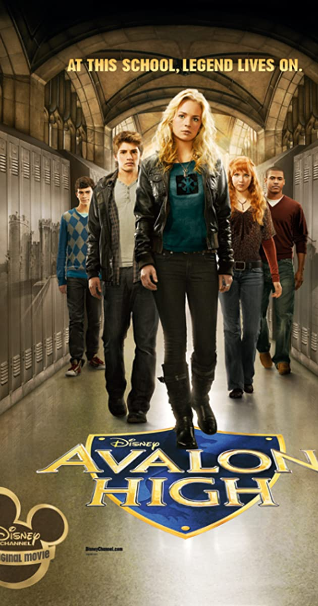 Avalon High (2010): โรงเรียนอัศวินวัยโจ๋