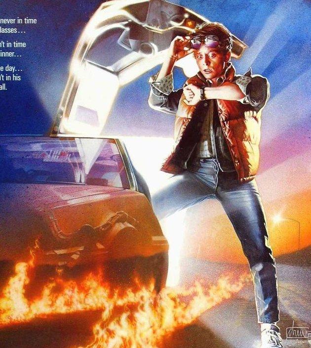 Back to the Future (1985) : เจาะเวลาหาอดีต