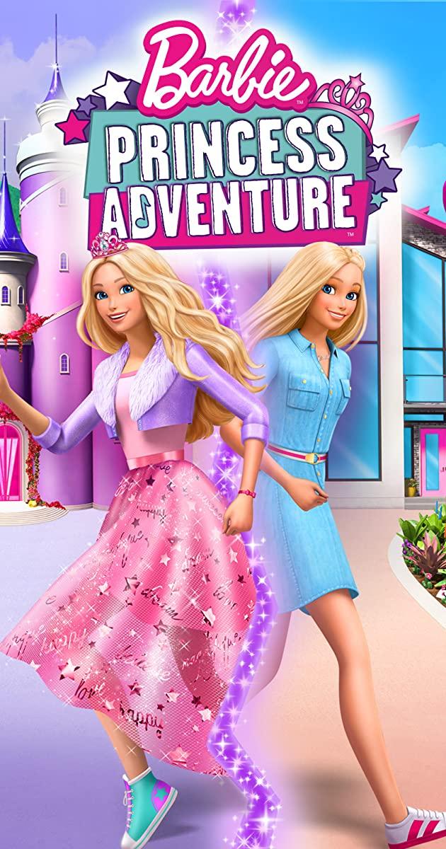 Barbie Princess Adventure (2020): บาร์บี้ เจ้าหญิงผจญภัย
