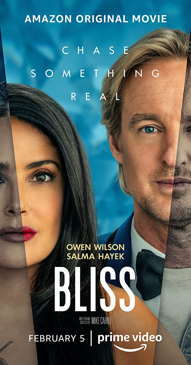 Bliss (2021): สุขแท้สองโลก