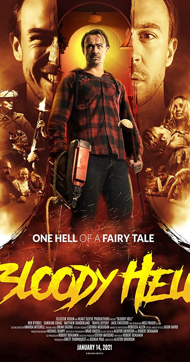 Bloody Hell (2020): คืนโหด ครอบครัวนรก