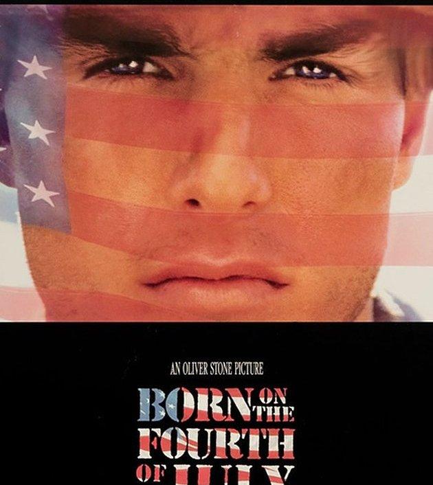 Born on the Fourth of July (1989) : เกิดวันที่ 4 กรกฎาคม