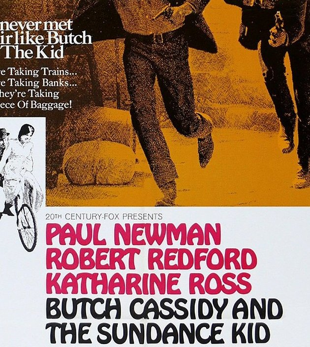 Butch Cassidy and the Sundance Kid (1969) : สองเสือชาติไอ้สิงห์