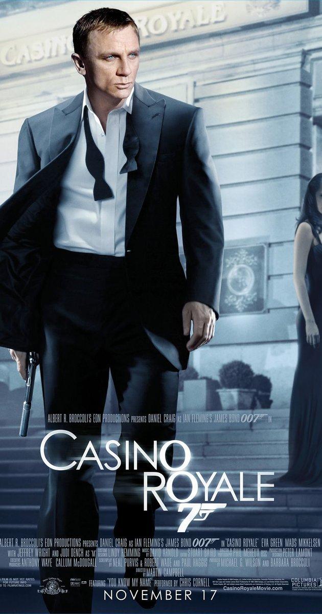 James Bond 007 Casino Royale (2006) : เจมส์ บอนด์ 007 พยัคฆ์ร้ายเดิมพันระห่ำโลก