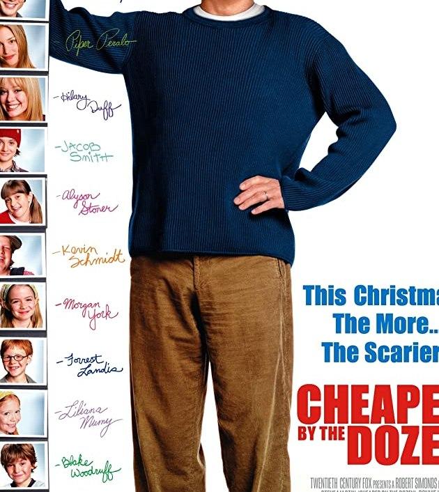 Cheaper by the Dozen (2003): ครอบครัวเหมาโหลถูกกว่า 1
