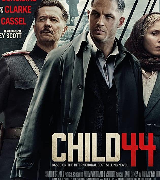 Child 44 (2015): อำมหิตซ่อนโลก