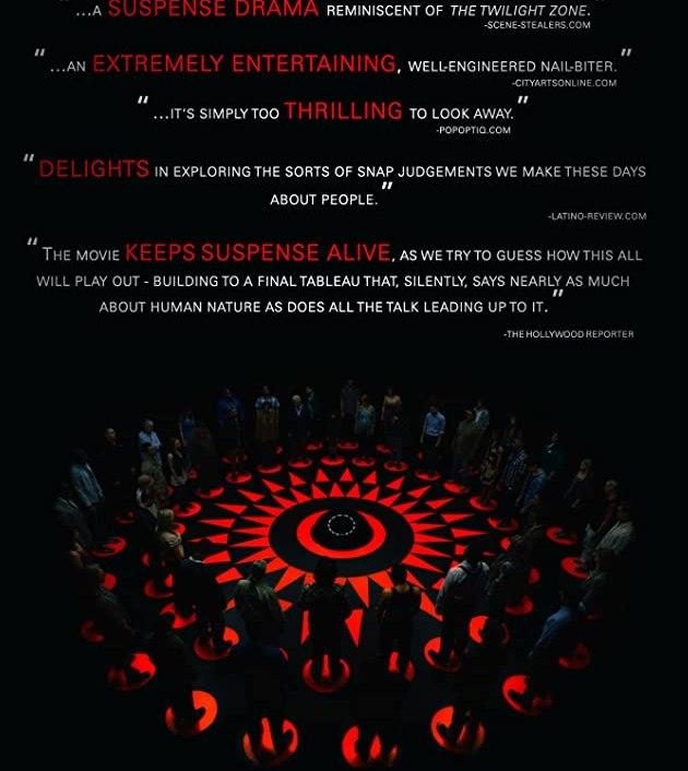 Circle (2015): เซอร์เคิล