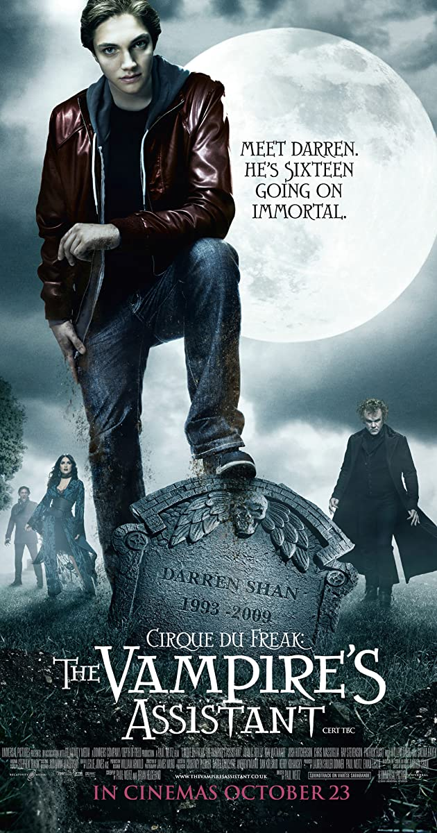 Cirque Du Freak The Vampires Assistant (2009)