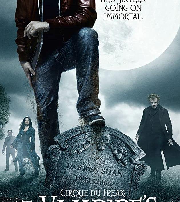 Cirque Du Freak: The Vampires Assistant (2009): ผจญโลกแวมไพร์มรณะ